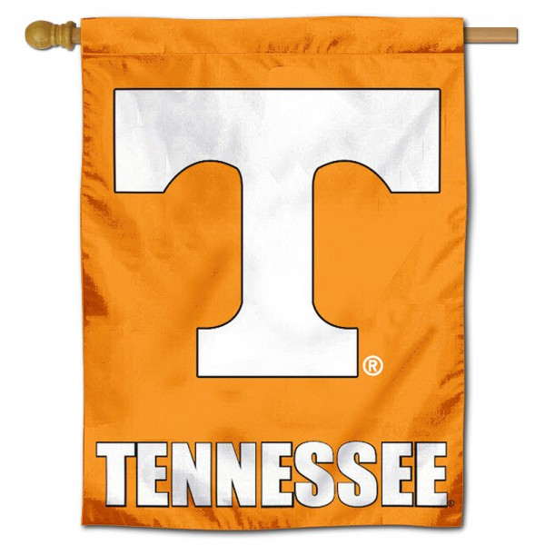 Tennessee Vols Polyester House Flag
