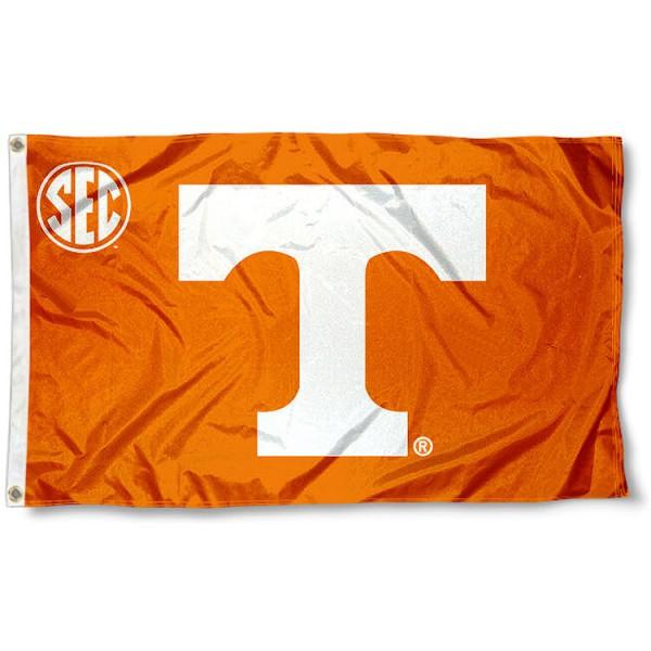 Tennessee Vols SEC Flag