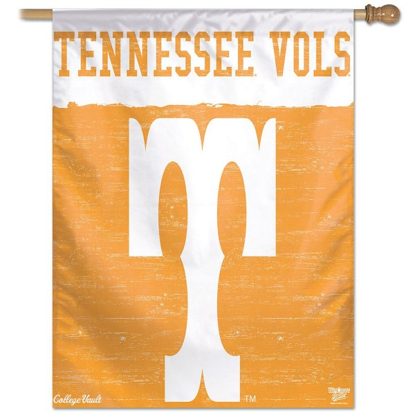 Tennessee Vols Throwback Vintage House Flag