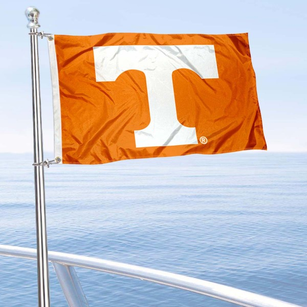 Tennessee Volunteers Boat Flag
