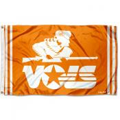 Tennessee Volunteers Retro Vintage 3x5 Feet Banner Flag