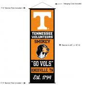 Tennessee Volunteers Wall Banner and Door Scroll