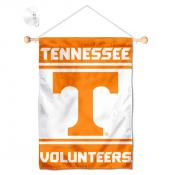 Tennessee Volunteers Window Hanging Banner with Suction Cup