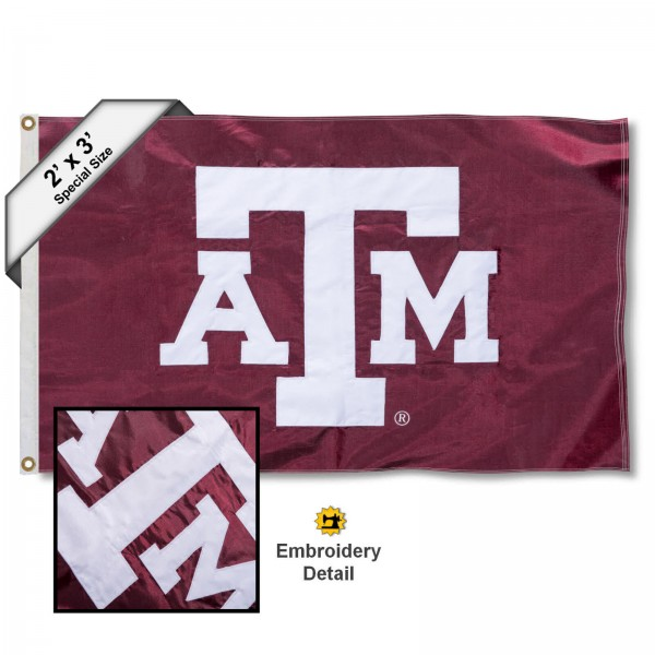 Texas A&M Aggies 2x3 Flag
