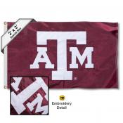 Texas A&M Aggies 2x3 Flag