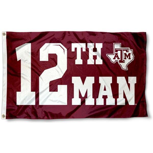 Texas A&M Aggies Flag