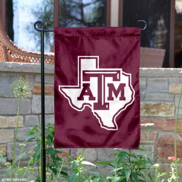 Texas A&M Aggies Garden Flag