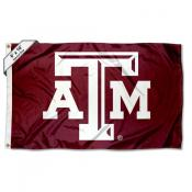 Texas A&M Aggies Large 6x10 Flag