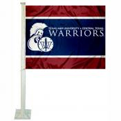 Texas A&M Central Texas Warriors Logo Car Flag