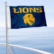 Texas A&M Commerce Lions Boat Nautical Flag