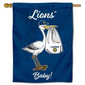 Texas A&M Commerce Lions New Baby Banner