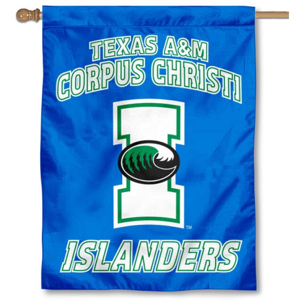 Texas A&M Corpus Christi Islanders House Flag