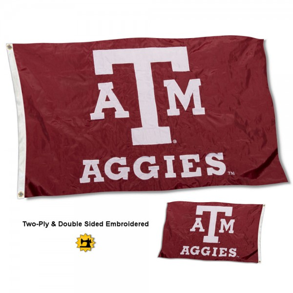 Texas A&M Flag - Stadium