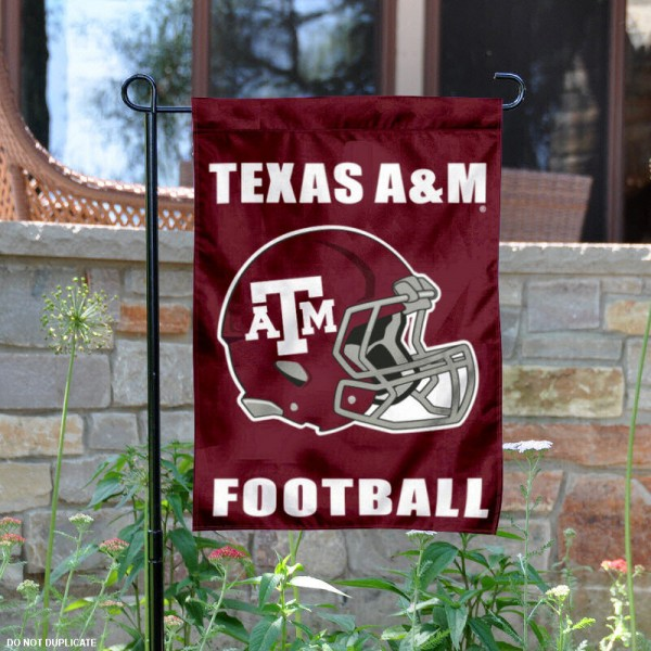Texas A&M Football Garden Flag