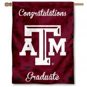 Texas A&M Graduation Banner