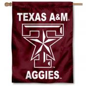 Texas A&M House Flag