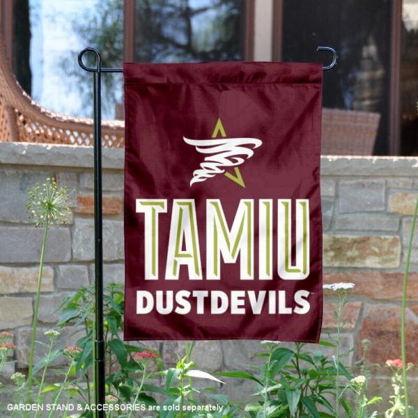 Texas A&M International TAMIU Garden Flag