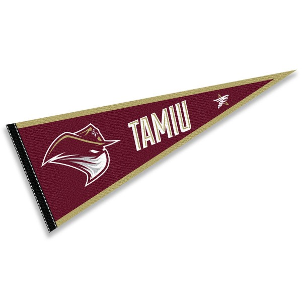 Texas A&M International University Dustdevils Pennant