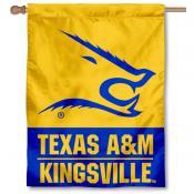 Texas A&M Kingsville Javelinas House Flag
