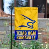 Texas A&M Kingsville Javelinas Logo Garden Banner