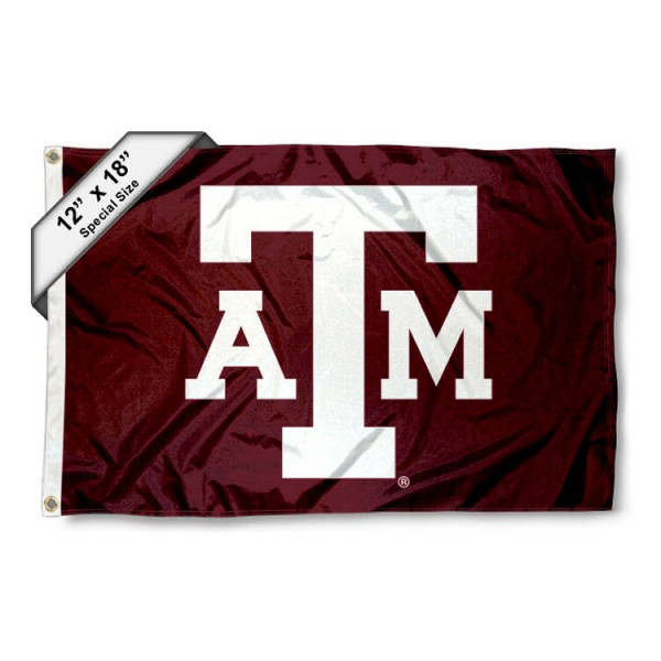 Texas A&M Mini Flag