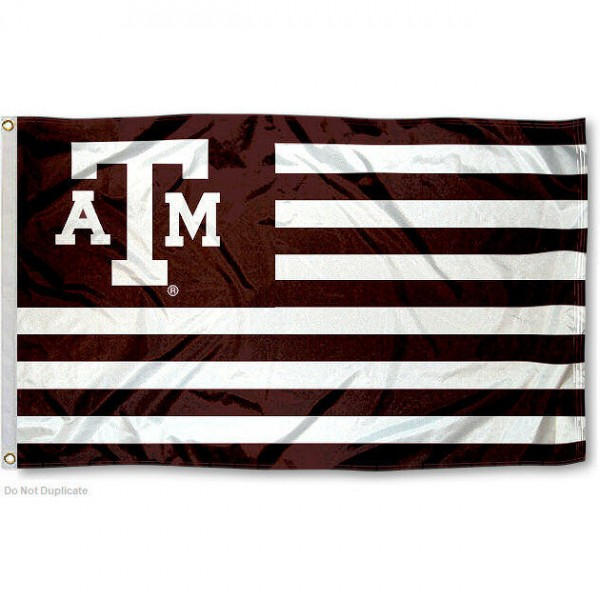 Texas A&M Nation Flag