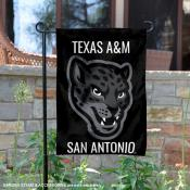 Texas A&M San Antonio Jaguars Garden Banner