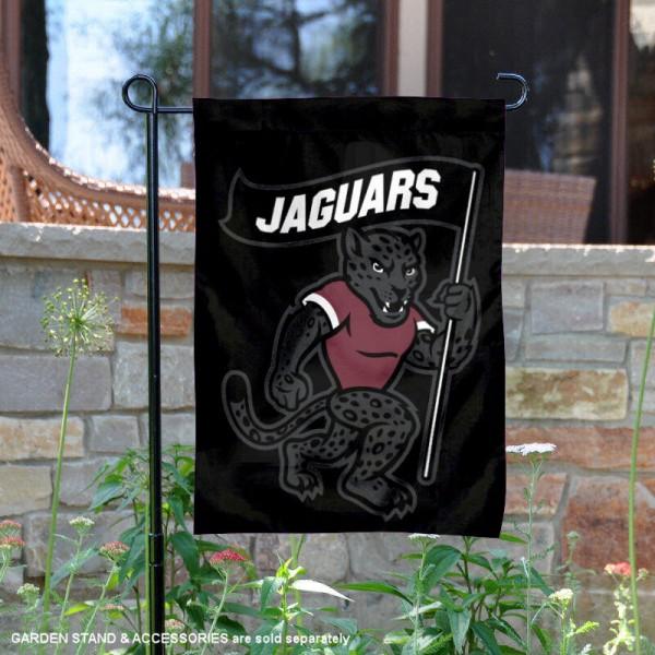 Texas A&M San Antonio Jaguars General the Mascot Garden Banner