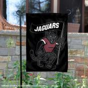Texas A&M San Antonio Jaguars General the Mascot Garden Banner