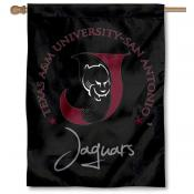 Texas A&M San Antonio Jaguars House Flag