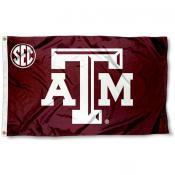 Texas A&M SEC Flag