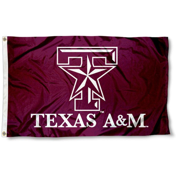 Texas A&M Star Flag