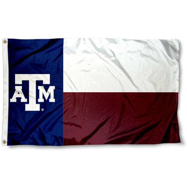 Texas A&M State Flag