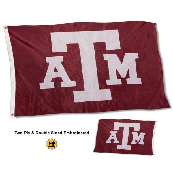 Texas A&M University Flag