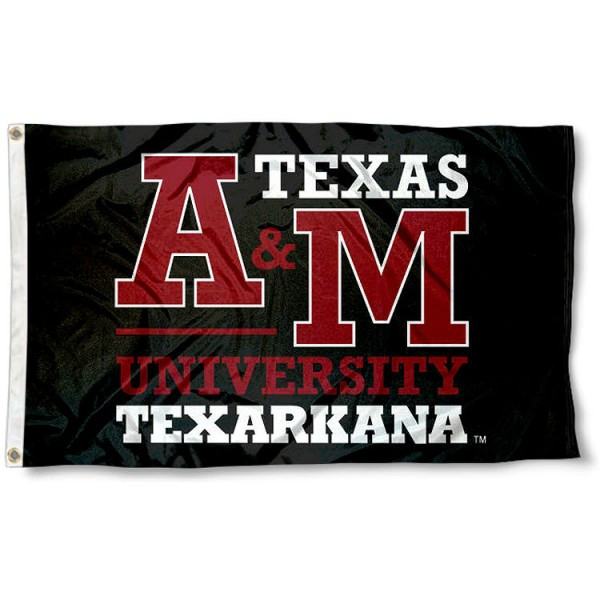 Texas A&M University Texarkana Flag