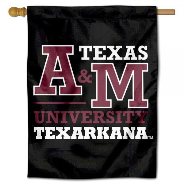 Texas A&M University Texarkana House Flag