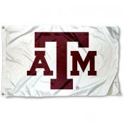Texas A&M White Flag