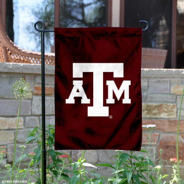 Texas A&M Yard Flag