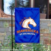 Texas Arlington Mavericks Garden Flag