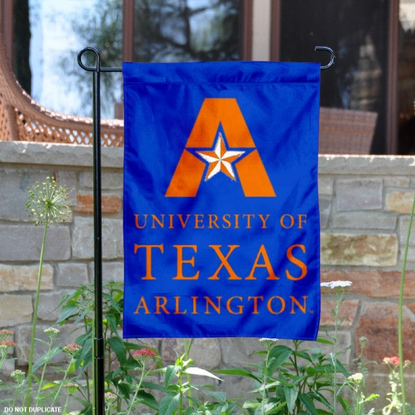 Texas Arlington Mavericks Garden Flag