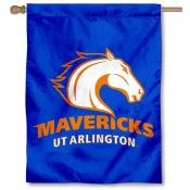 Texas Arlington Mavericks UTA House Flag