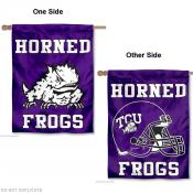 Texas Christian Horned Frogs House Flag