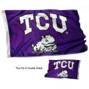 Texas Christian University Flag - Stadium