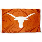 Texas Longhorns Bevo Flag