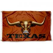 Texas Longhorns Eyes Flag