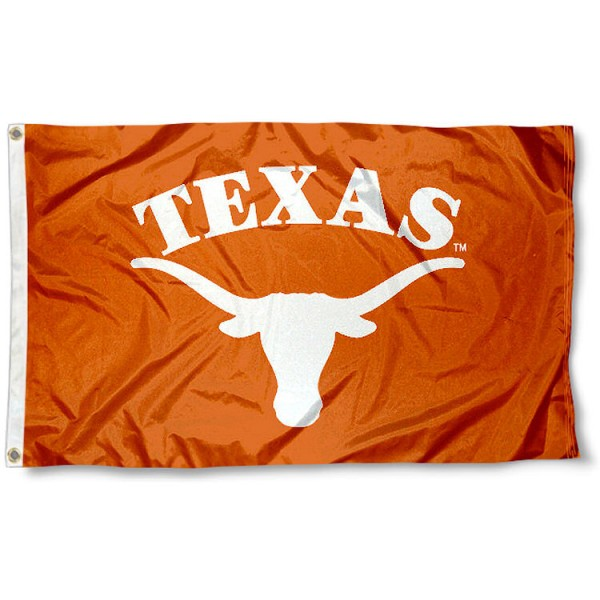 Texas Longhorns Flag