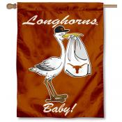 Texas Longhorns New Baby Banner