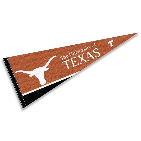 Texas Longhorns Pennant