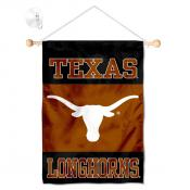 Texas Longhorns Small Wall and Window Banner