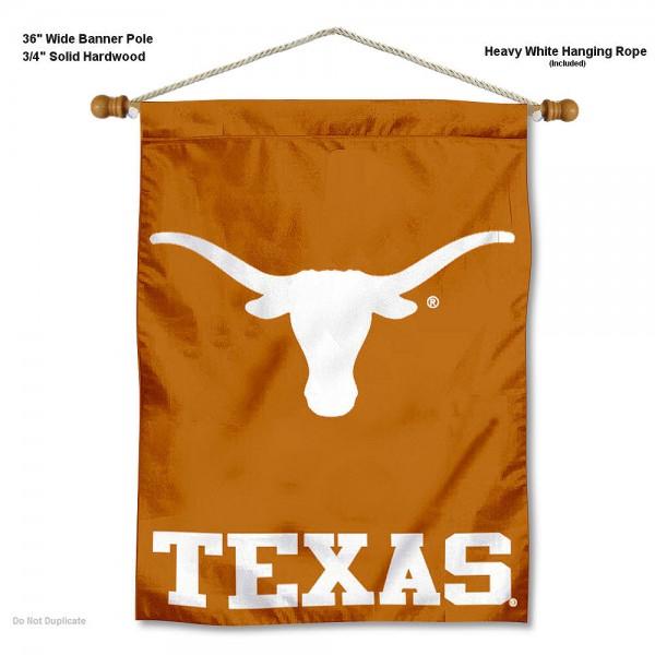 Texas Longhorns Wall Hanging